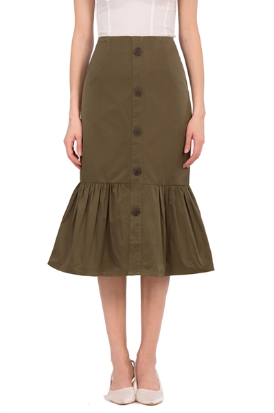 Picture of Daxcir Skirt (Army Green)