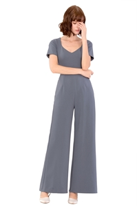 Picture of Duferhik Jumpsuit (Dull Blue)