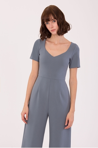 Show details for Duferhik Jumpsuit (Dull Blue)
