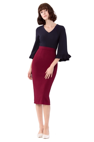 Picture of Donnajurta (Navy+Maroon)