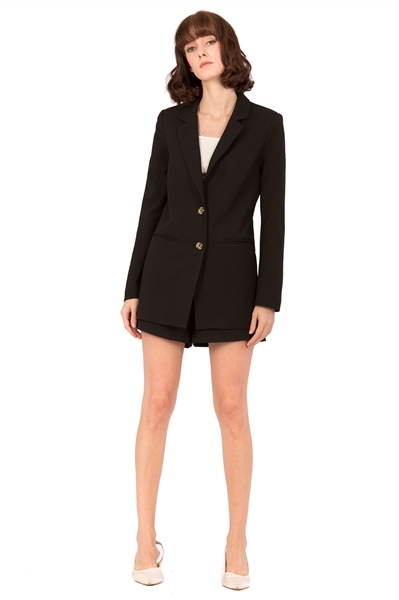Picture of Daxzara Blazer (Black)