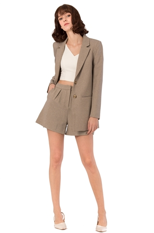Picture of Daxzara Blazer (Sand)