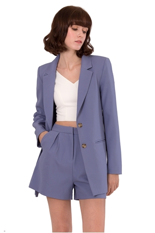 Picture of Daxzara Blazer (Soft Lilac)