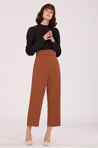 Show details for Daxmicar Pants (Brown)