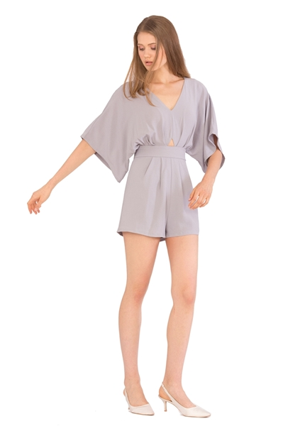 Picture of New Dalater Romper (Greyish Mauve)