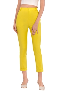 Picture of Diviz Pants (Lime Yellow)