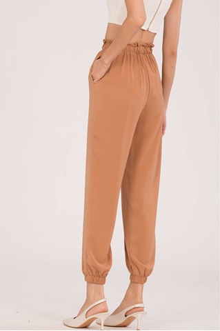 Show details for Detayio Pants (Light Brown)