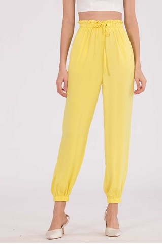 Show details for Detayio Pants (Powder Yellow)