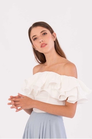Show details for Doxeqa Top (White)