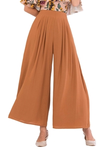 Picture of Dokunisy Pants (Brown)