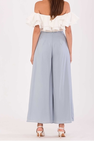 Show details for Dokunisy Pants (Pale Blue)