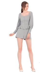 Picture of Denituriol Romper (Pale Blue)