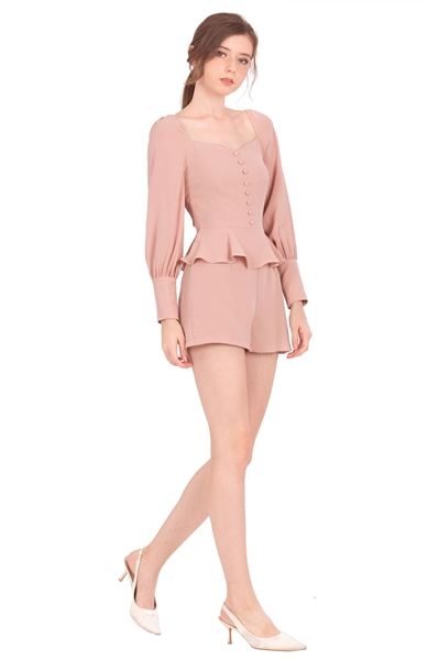 Picture of Denituriol Romper (Pale Pink)
