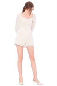 Picture of Denituriol Romper (White)