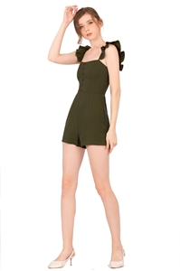 Picture of Dohanic Romper (Army Green)