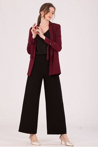 Show details for Dardisty Blazer (Burgundy)