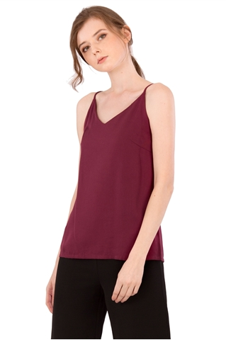 Picture of Doliatiuv Top (Burgundy)