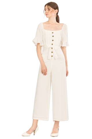 Picture of Danafiriol Jumpsuit (White)
