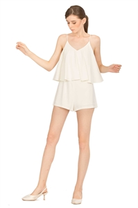 Picture of Darinib Romper (White)