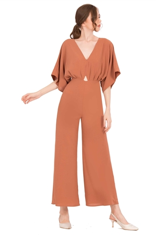 Picture of Darihary Jumpsuit (Brown)