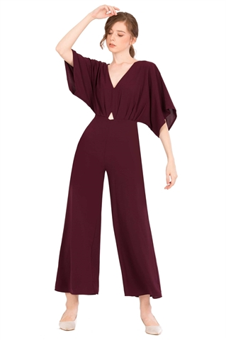 Picture of Darihary Jumpsuit (Burgundy)