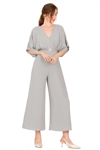 Show details for Darihary Jumpsuit (Pale Blue)