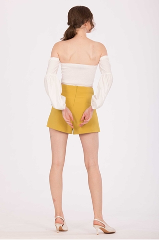 Show details for Dicheny Top (White)