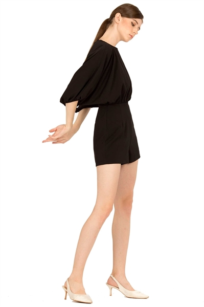 Picture of Demietiol Romper (Black)