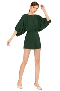 Picture of Demietiol Romper (Dark Green)