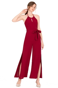 Picture of Doliverioz Jumpsuit (Maroon)