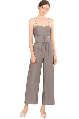 Picture of Damistik Jumpsuit (Grey)