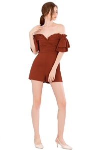 Picture of Dofoterla Romper (Brown)
