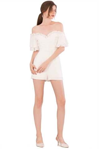 Picture of Dofoterla Romper (White)