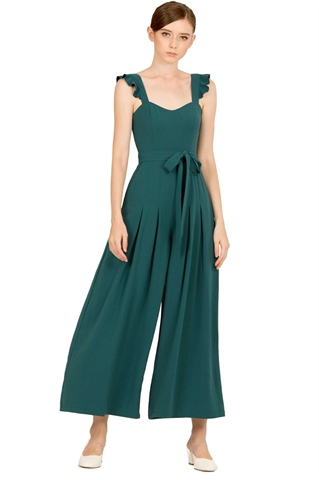 Picture of Dotiakira Jumpsuit (Green)