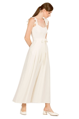 Picture of Dotiakira Jumpsuit (White)