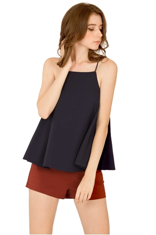 Picture of Doxistir Top (Navy)