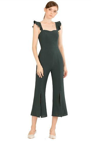 Picture of Dufergua Jumpsuit (Green)