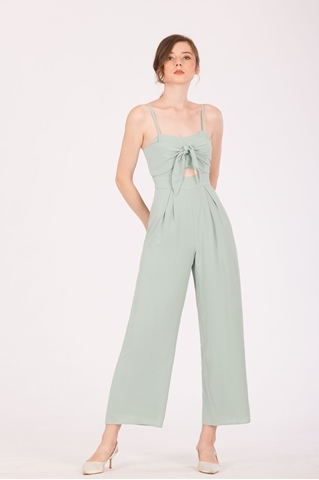 Show details for Dofimixa Jumpsuit (Pale Green)
