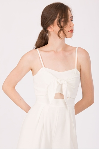 Show details for Dofimixa Jumpsuit (White)