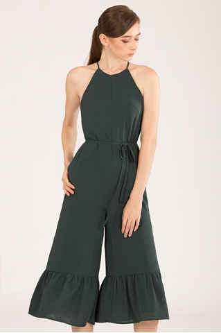 Show details for Dofihuxaz Jumpsuit (Dark Green)
