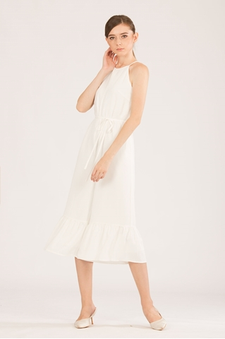 Show details for Dofihuxaz Jumpsuit (White)