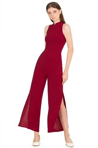 Picture of Dindandrea Jumpsuit (Red)