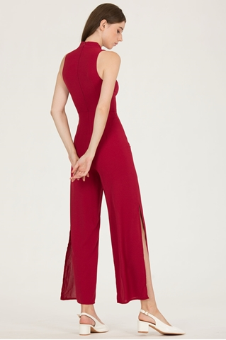 Show details for Dindandrea Jumpsuit (Red)