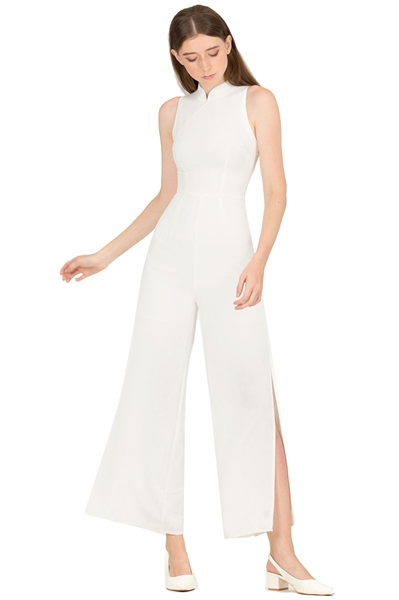 Picture of Dindandrea Jumpsuit (White)