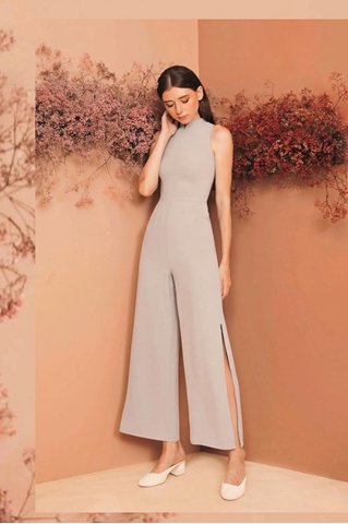 Show details for Dindandrea Jumpsuit (Grey)