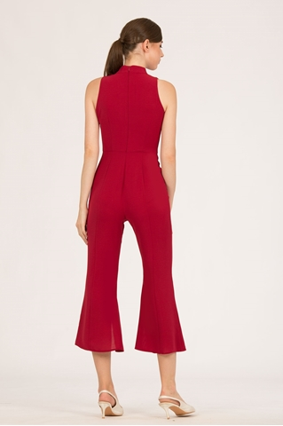 Show details for Diufiern Jumpsuit (Red)