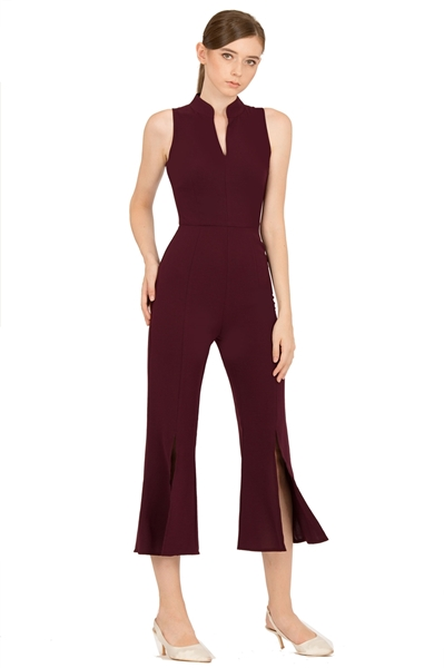 Picture of Diufiern Jumpsuit (Dark Purple)