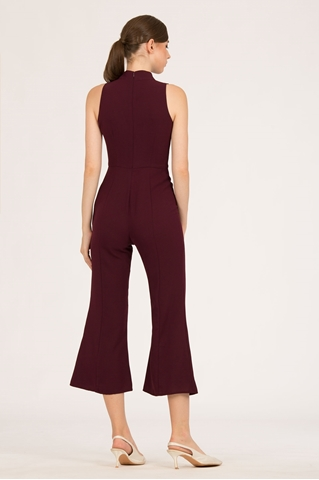 Show details for Diufiern Jumpsuit (Dark Purple)