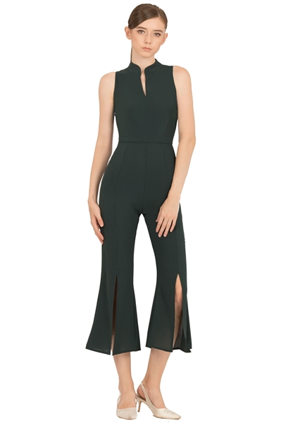 Picture of Diufiern Jumpsuit (Dark Green)