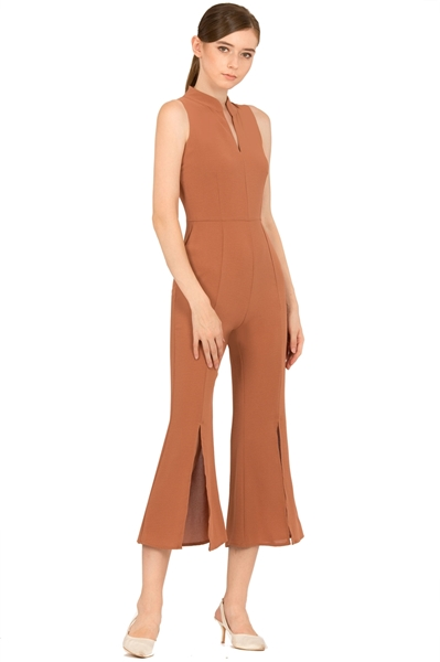 Picture of Diufiern Jumpsuit (Brown)
